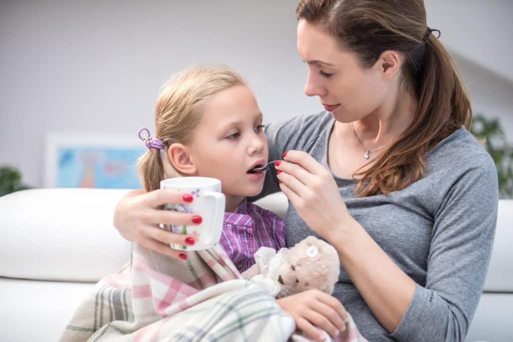 Oral rehydration solution (ORS) for children – recipes to prevent dehydration at home