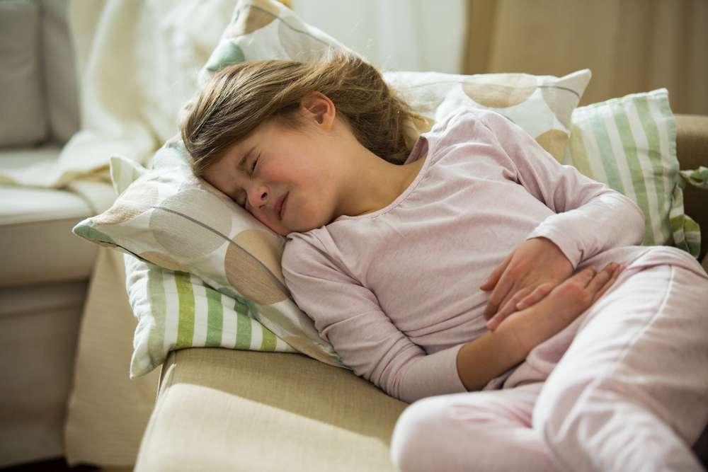 Ont i magen hos barn – kan det vara blindtarmen och vad ska man göra?