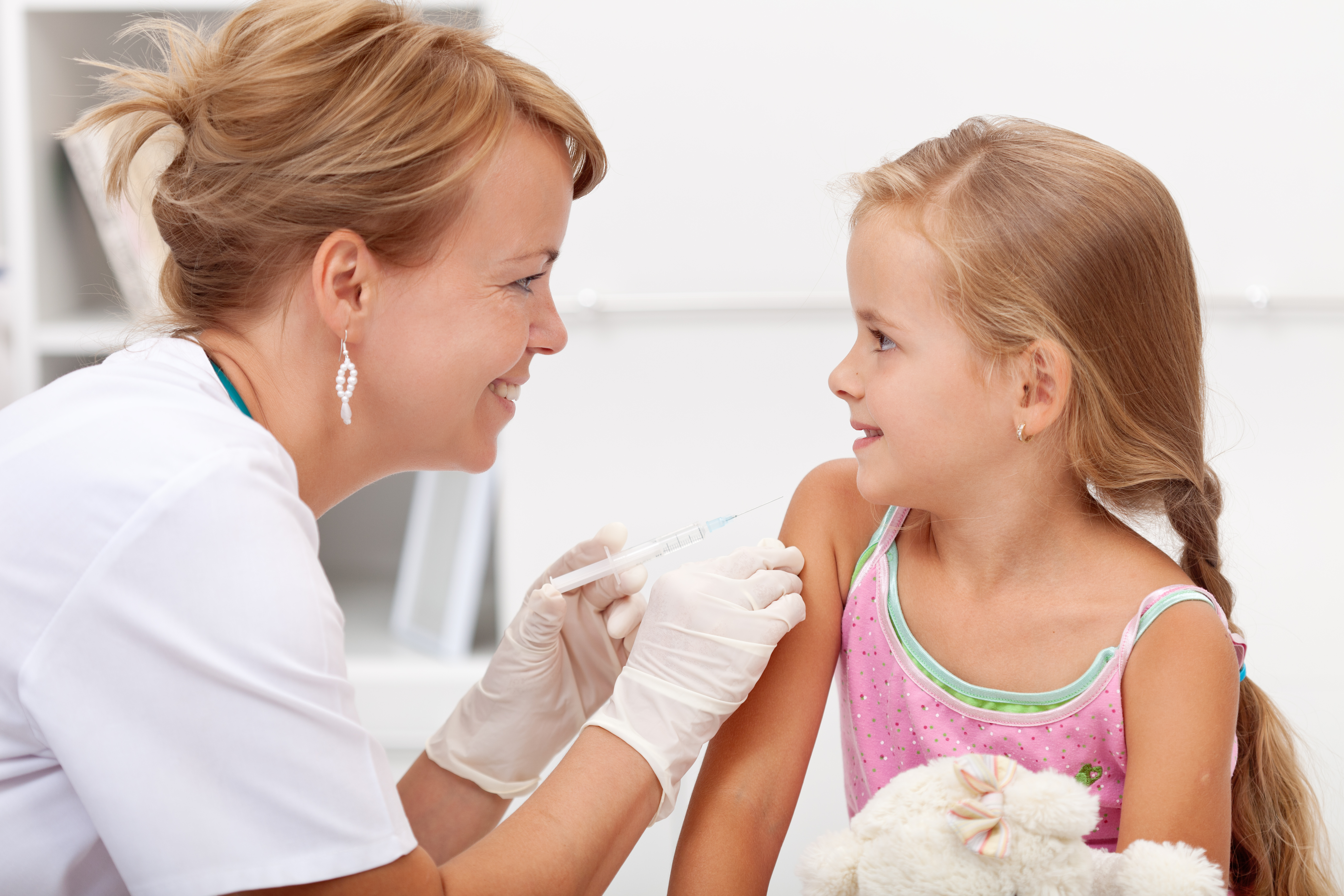 TBE vaccine (tick-borne encephalitis vaccine) and protection against ticks for babies and children