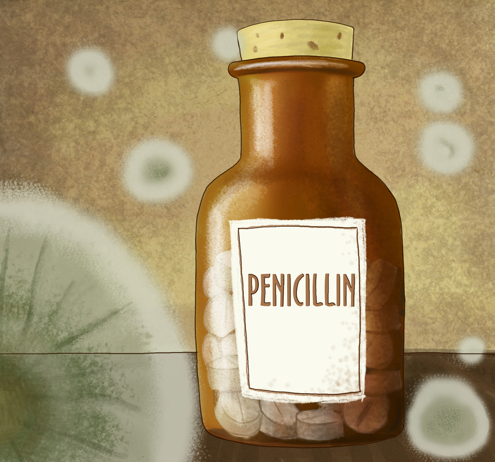 Penicillin or antibiotics in children – Penicillin VK, Floxapen or Amoxil?
