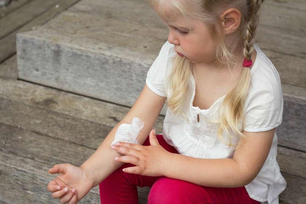 Cortisone for children – dangerous or not?