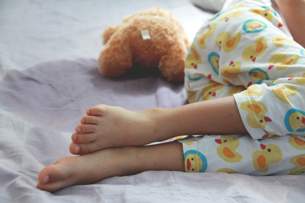 Incontinence – treatment for bed wetting and daytime wetting in children