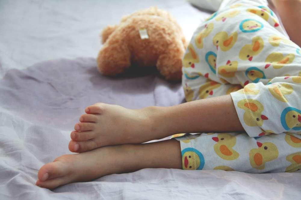 Kissa på sig – behandling av sängvätning och dagväta hos barn