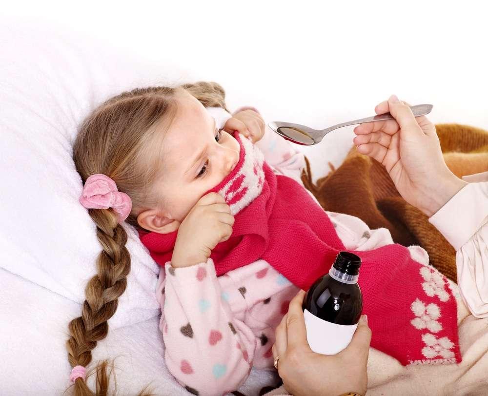 Få i barn medicin när barn kräks eller vägrar ta flytande penicillin