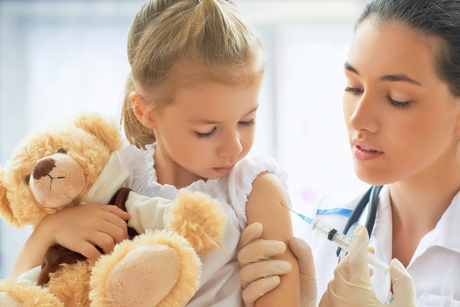 Influenza vaccine for children