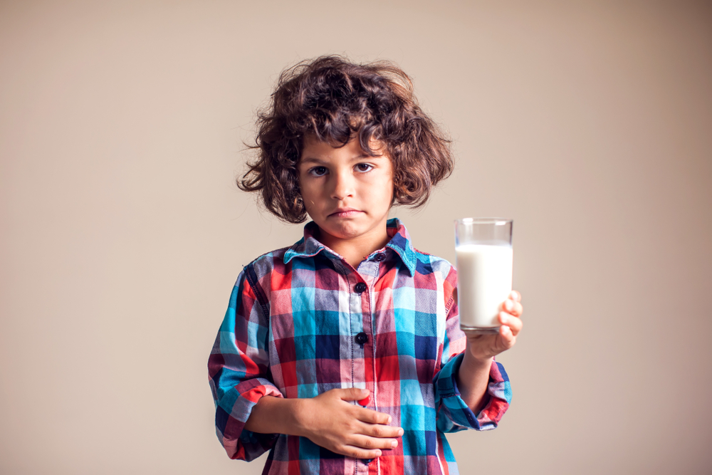 Lactose intolerance in children – symptoms, tests, treatment