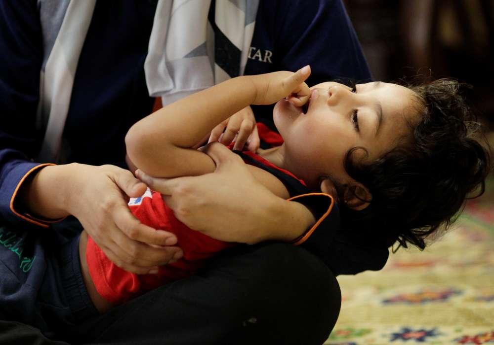 Feberkramp eller feberfrossa hos barn