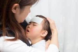 Feber hos barn – är 40 grader farligt?
