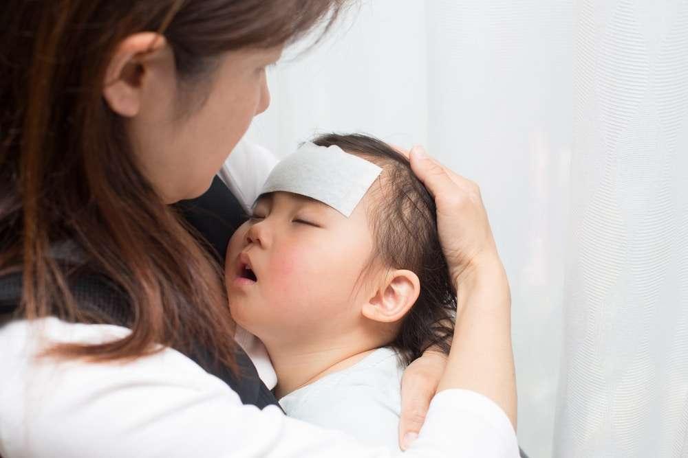 Feber hos barn – barnläkarens guide