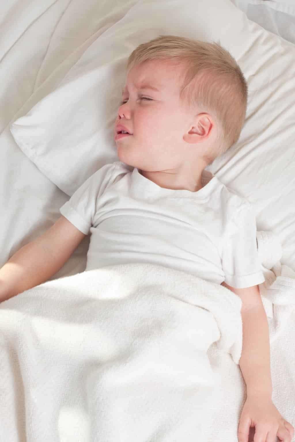Rosslig eller ansträngd andning –  guide när ditt barn har svårt att andas